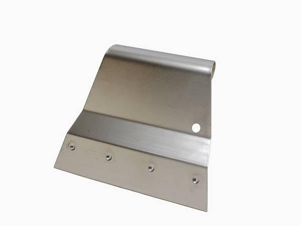 Aluminium-Mutterspachtel